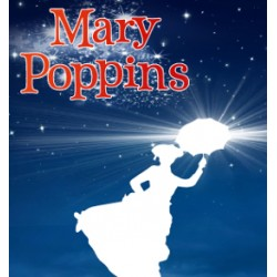 MARY POPPINS spectacle de Noël dim. 09/12/18 14h30 Annecy Arcadium