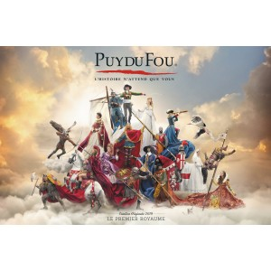 PUY DU FOU+ CINESCENIE ADULTE 1 JOUR